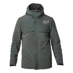 Fox Mens Flexair Jacket - Dark Green - XLarge