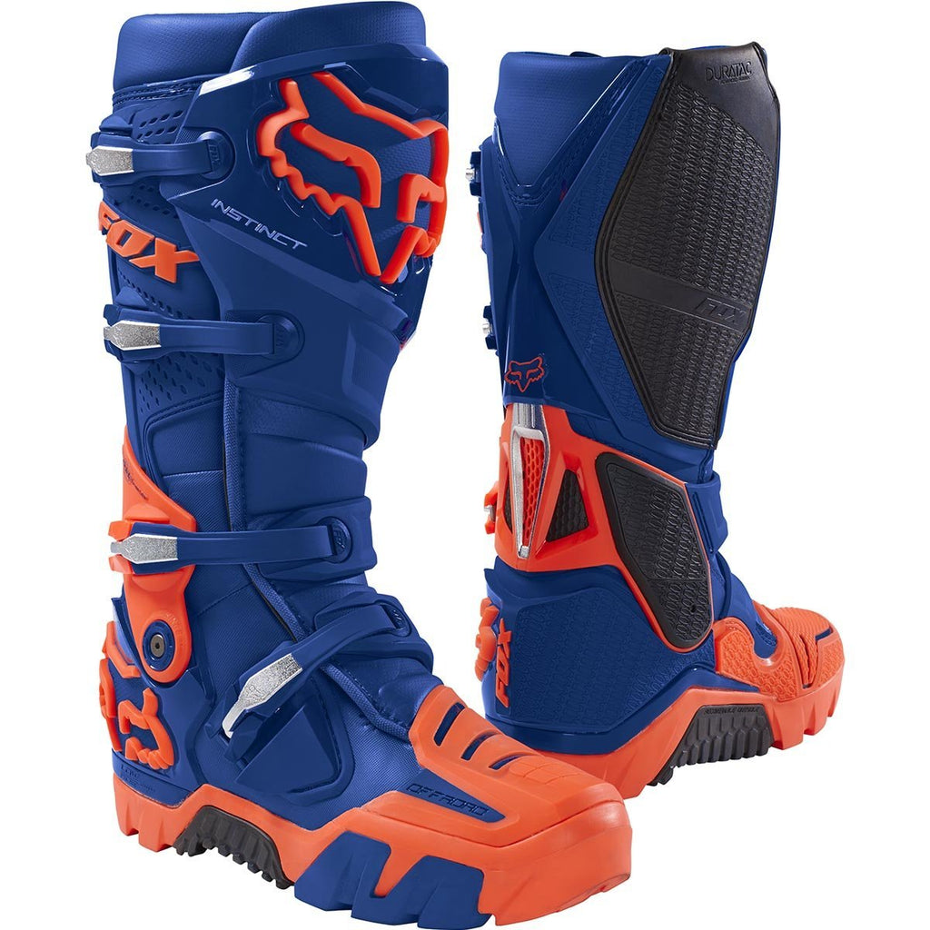 Fox Enduro & Motocross Boots 8 (42.5) 2018 FOX Instinct Offroad MX Motocross  Enduro