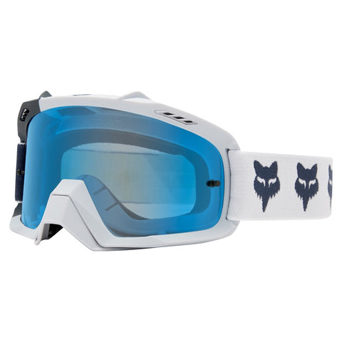 Fox Motocross Goggles 2018 FOX Air Space Draftr MX Motocross Goggles - Light Grey
