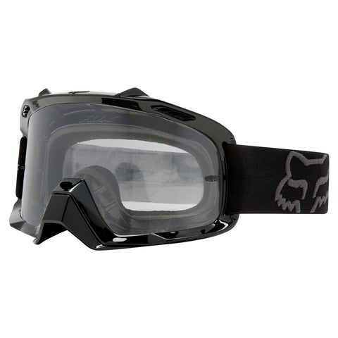 Fox Motocross Goggles 2018 FOX Air Space MX Motocross Goggles - Black