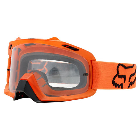 Fox Motocross Goggles 2018 FOX Air Space MX Motocross Goggles - Orange