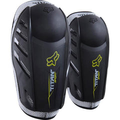 2019 FOX Titan Sport YOUTH MX Motocross Elbow Guards - Black
