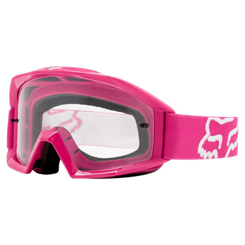 Fox Youth Motocross Goggles 2018 FOX Main YOUTH MX Motocross Goggles - Pink