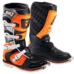 2018 Gaerne SGJ Kids Motocross Boots - Orange / Black