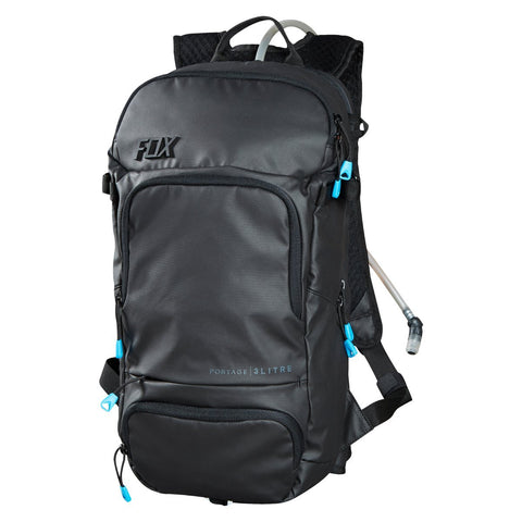 Hydration Packs 2018 FOX Portage Hydration Pack - Black