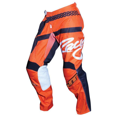 JT Racing Motocross Pants 2018 JT Racing Flex Hi-Lo MX Motocross Pants - Fluo Orange / Black