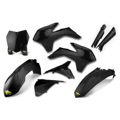 Cycra Power Flow Full Plastics Kit KTM SX/SXF/XC/XC-F 125-450 2013-2018 - Black