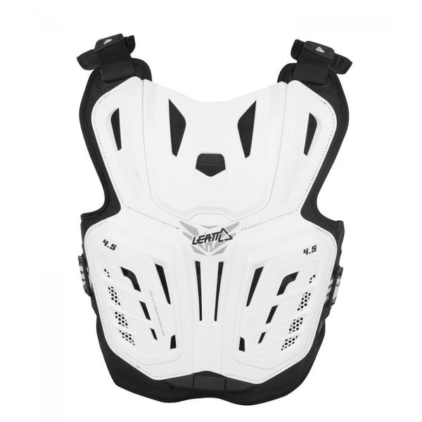 Leatt Motocross Body Protection 2018 Leatt Chest Protector 4.5 - White