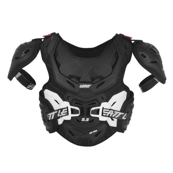 Leatt Motocross Body Protection 2018 Leatt Junior Chest Protector 5.5 Pro HD - Black