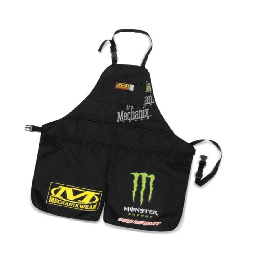 Mechanics Wear Pro Circuit Team Monster Energy Apron