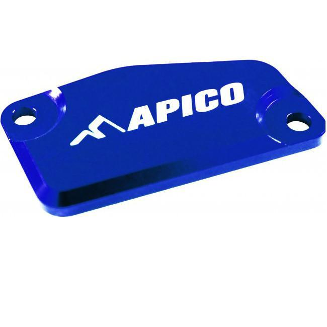 Motocross Brake & Clutch Covers Apico Clutch Master Cylinder Cover KTM Freeride 350 12-16 Blue