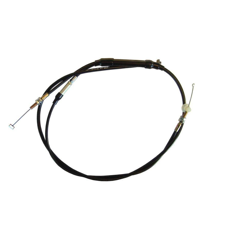 Motocross Cables HON CR80/85 86-> Apico Speedlite Throttle Cables