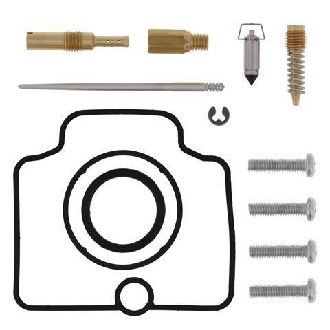 Motocross Carb & Fuel Line Parts All Balls Carb Rebuild Kit Suzuki RM85 02-04
