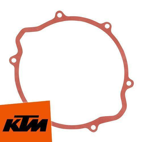 Motocross Clutch & Ignition Covers Default Title Boyesen KTM Clutch Cover - Gasket - KTM SX250 03-14