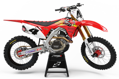 2018 Honda Woody Race Team Graphics Kit