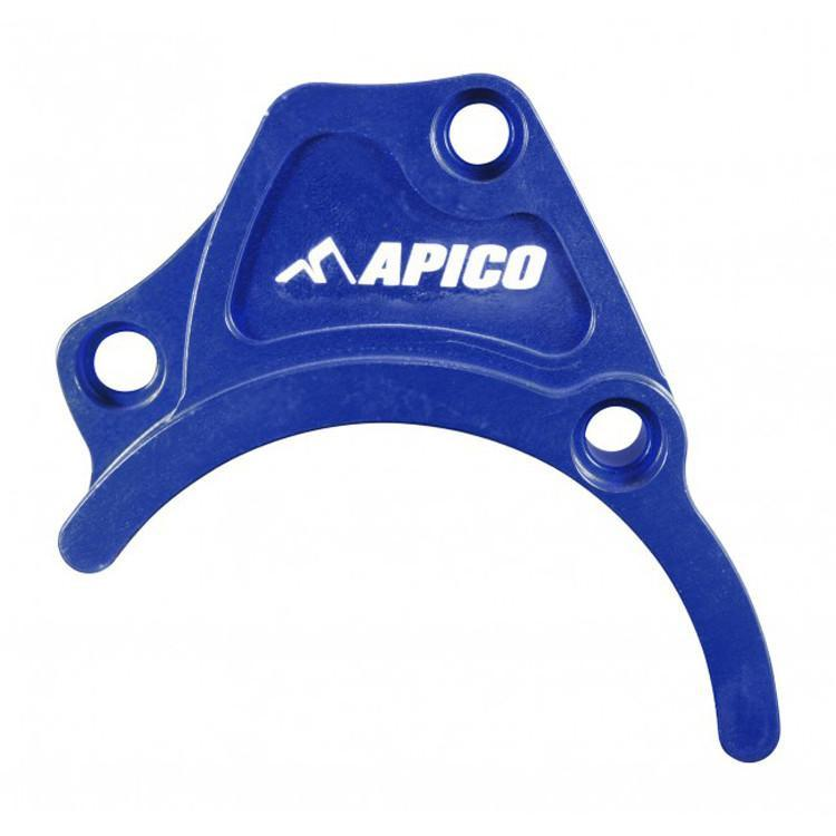 Motocross Drive Covers Apico Front Sprocket Cover Husky TC85 14-15 Case Saver - Blue