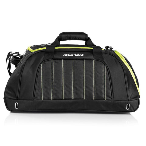 Motocross Gear Bags 2017 Acerbis Profile Motocross MX Bag 50 Litre - Black