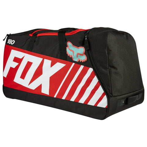Motocross Gear Bags 2018 FOX Shuttle 180 Sayak Roller Gear Bag - Red