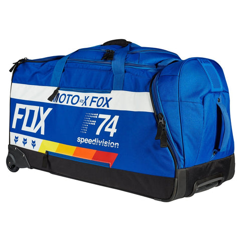 Motocross Gear Bags 2018 FOX Shuttle Draftr Roller Gear Bag - Blue