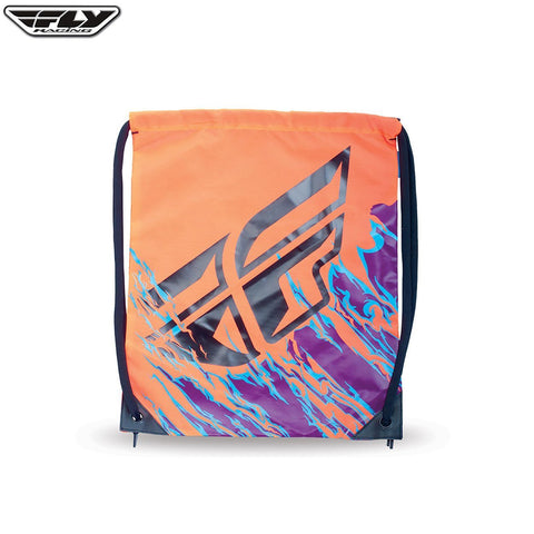 Motocross Gear Bags Fly Quick Draw Bag - Orange Black