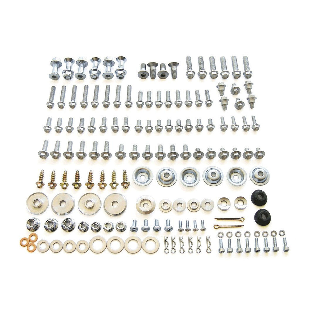 Motocross Hardware Bolt Packs Pro Pack Bolt Kit - KTM Bolt Kit