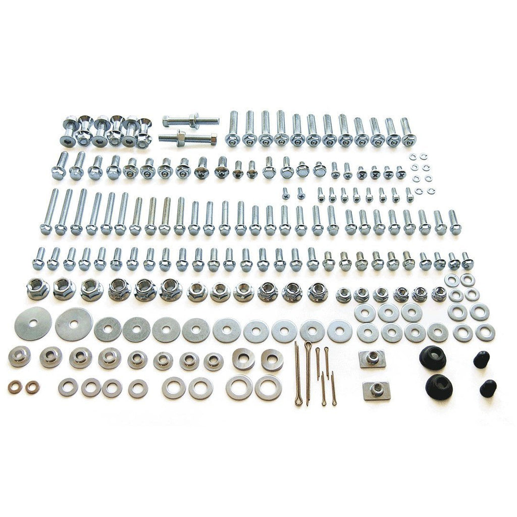 Motocross Hardware Bolt Packs Pro Pack Bolt Kit - Suzuki RM/Z Bolt Kit