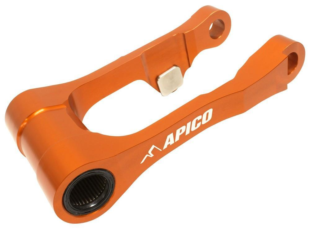 Motocross Hole Shot Devices Apico Racing Rear Holeshot Device - Husqvarna TC125-450 2014