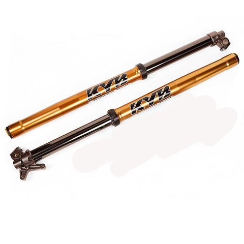 Motocross Suspension KYB Factory Fork Only Suspension kit - KTM Models - Spring Forks