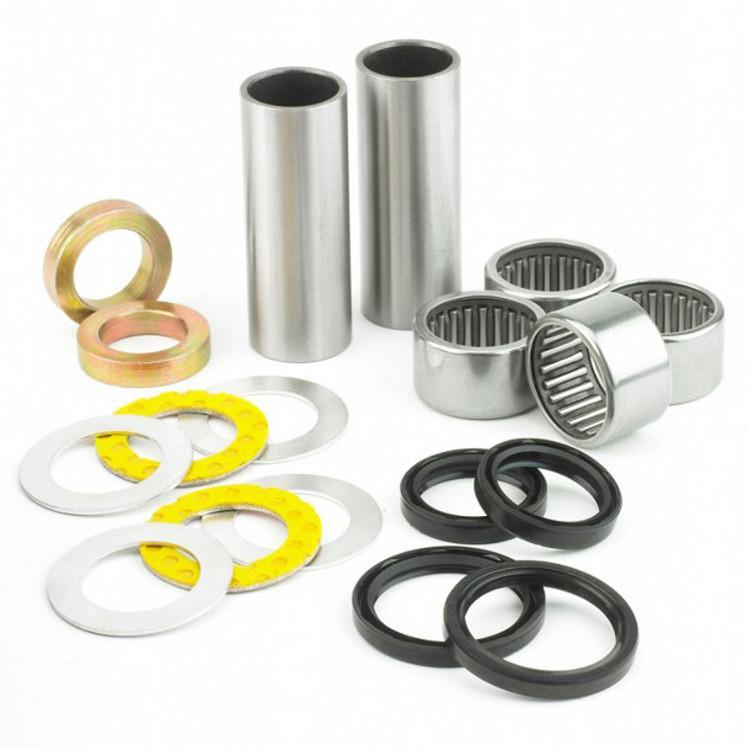 Motocross Swing Arm Bearing Kits All Balls Swing Arm Bearing And Seal Kit Yamaha MX175 74-75