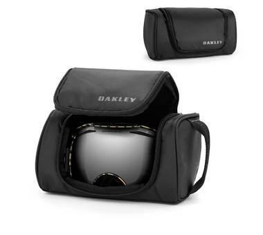 Oakley-spares S Oakley Universal Motocross Goggle Soft Carry Case - Black