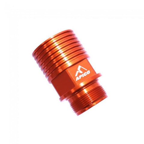 Parts / Accessories Apico Brake Cooling Extension Rear KTM/Husqvarna/Sherco 125-525 04-18 (R) - Orange
