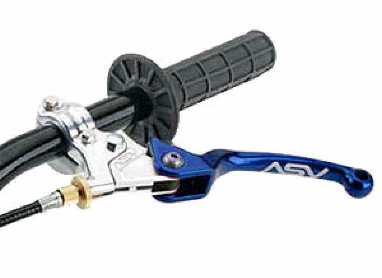 Parts / Accessories Aprillia RXV 450 (05-14) CMF30 ASV F3 Other Unbreakable Clutch Lever - Blue