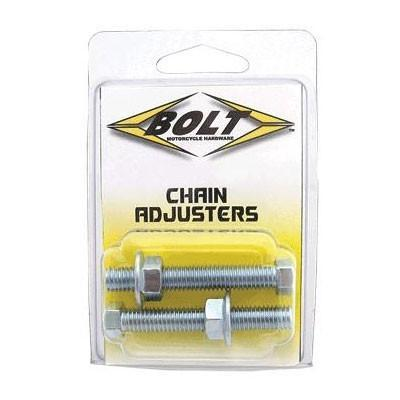 Parts / Accessories,Road Motorcycle Gear Replacement Chain Adjuster Bolts - Universal Fit