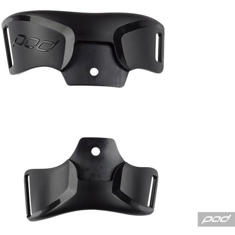POD Knee Brace Spares Pod KX Short Lower Cuff Kit (PR) - Black