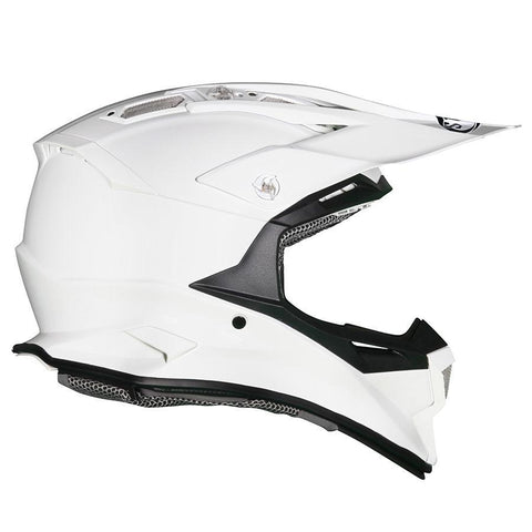 Suomy Motocross Helmets 2018 Suomy Alpha Motocross Helmet - Plain White