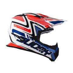 2018 Suomy Rumble Motocross Helmet - Snake Red