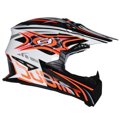 2018 Suomy Rumble Motocross Helmet - Vision Orange