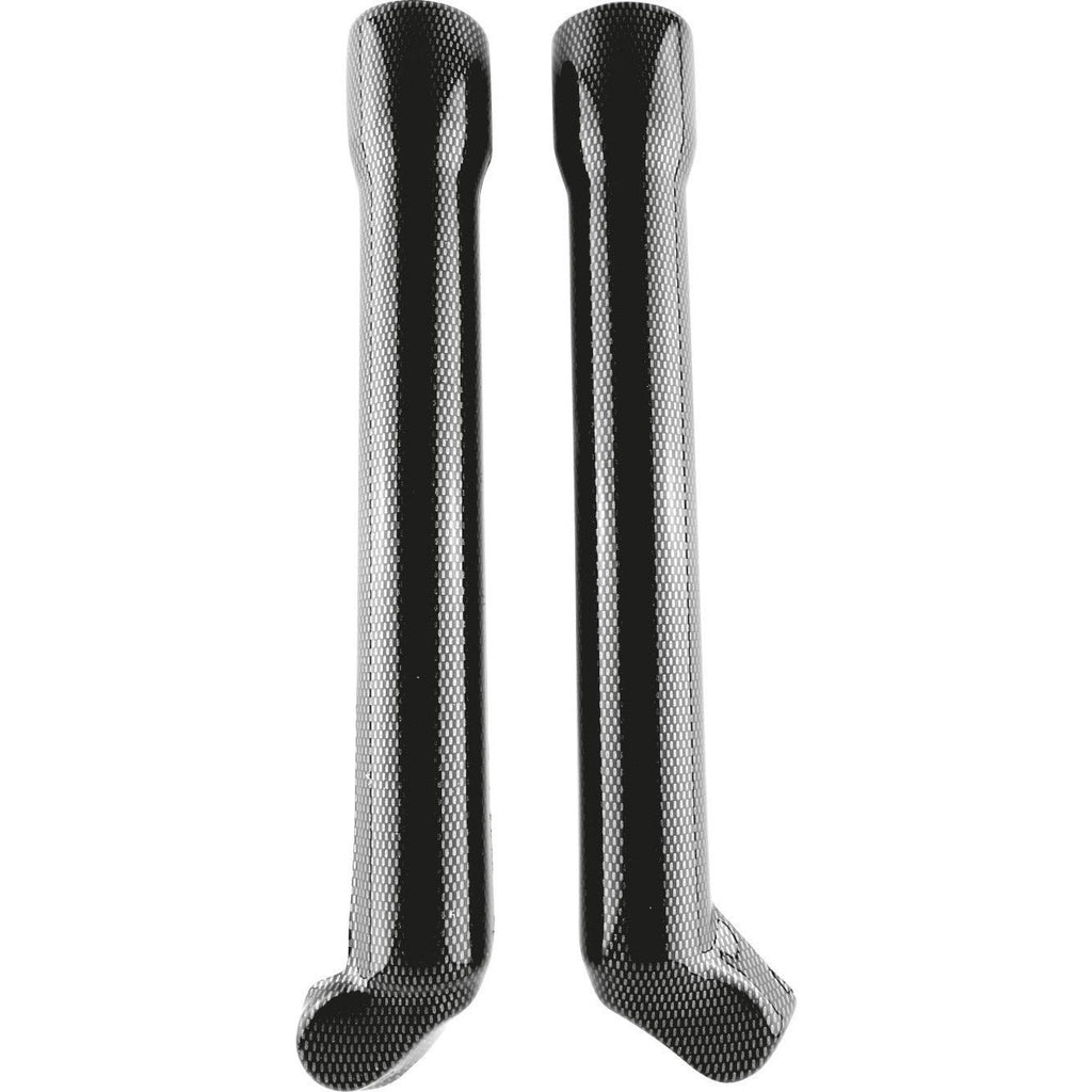 Trials Bike Protection Apico Lower Fork Cover Beta 4RT Standard TEC Fork 14-15 (Carbon Look)
