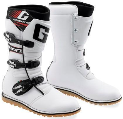 Trials Boots 4 (38) Gaerne Balance Trials Boots - Classic White