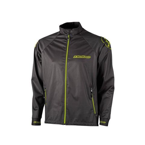 Trials Jackets Hebo Trials Jacket Wind Pro Black/Yellow X-Large
