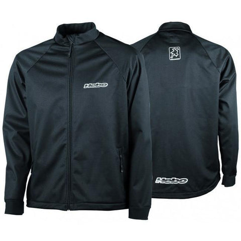 Trials Jackets Hebo Trials Jacket Winter Pro Black X-Large