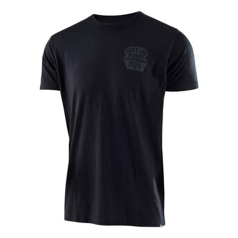 Troy Lee Casual Wear Troy Lee Designs Granger Check T-Shirt - Black