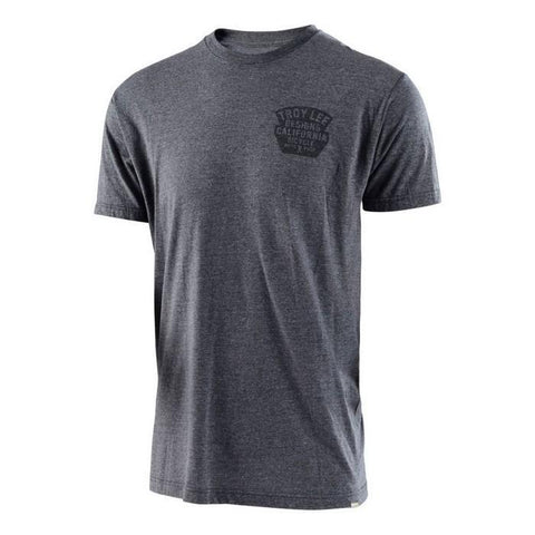 Troy Lee Casual Wear Troy Lee Designs Granger Check T-Shirt - Graphite