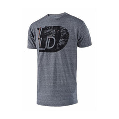 Troy Lee Designs Ledge T-Shirt - Grey Snow