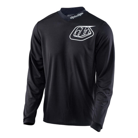 Troy Lee Clearance Jerseys Small 2017 Troy Lee GP YOUTH Jersey - Midnight Black - Small