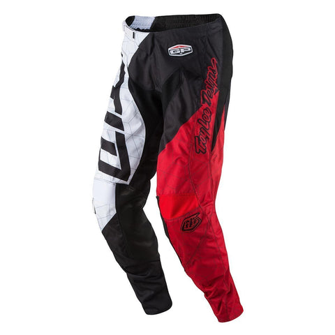 "Troy Lee Clearance Pants 26"" 2017 Troy Lee GP Quest YOUTH Pants - Red / White / Black - 26"""