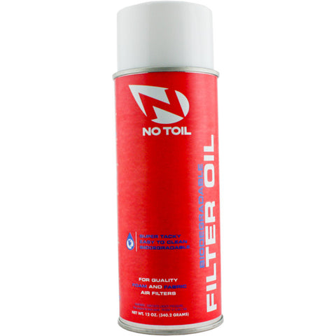 No Toil Air Filter Oil Spray (Aerosol)