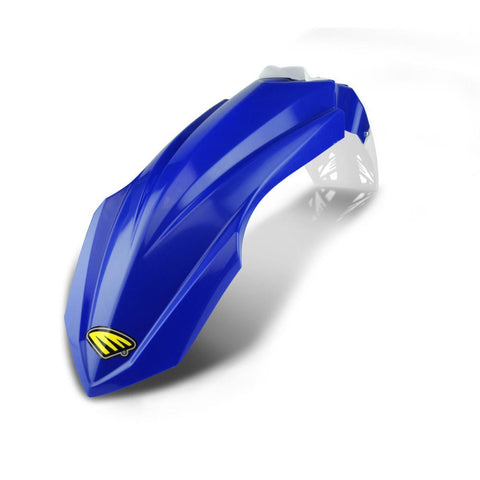 Yamaha Front Fenders Cycra Power Flow Performance Front Fender Yamaha YZ/YZ-F 125-450 - 1998-2018 - Blue