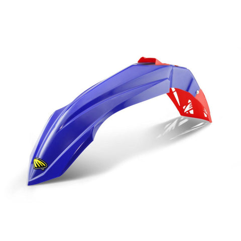 Yamaha Front Fenders Cycra Power Flow Performance Front Fender Yamaha YZ/YZ-F 125-450 - 1998-2018 - Blue/Red
