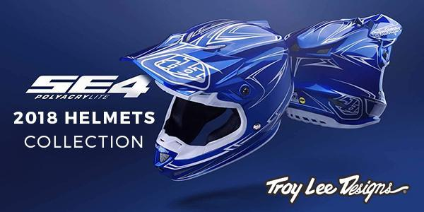 Troy Lee Designs SE4 Helmets
